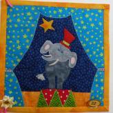 Vivien Vier_Zirkuselefant
