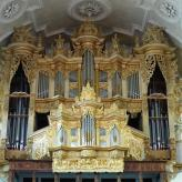Orgel in der St.Marien Kirche in Celle
