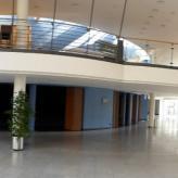 Panorama aus dem Inneren des CUC