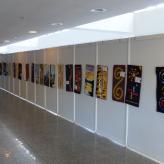 Blick in die Ausstellungen