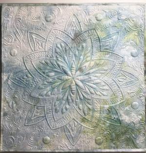 Kurs Nr. 21-5-10-2 Mandala entwerfen und quilten