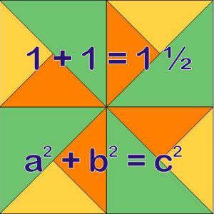 Kurs Nr. 21-5-26 1 + 1 = 1 1/2 - lieber kurz gerechnet als lange probiert