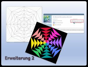 Kurs 21-5-27-1 Möglichkeiten mit der Quiltsoftware EQ8 – Erweiterungskurs 2