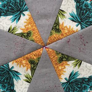 Kurs Nr. 21-5-4 Rund um Kaleidoskop-Blöcke