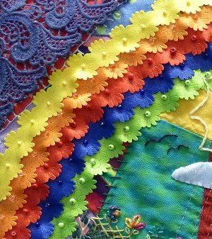 Regenbogen Symbolbild
