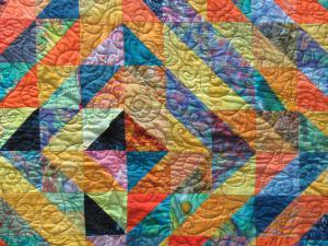 Kurs Nr. 20-11-15 Spielereien mit diagonal geteilten Dreiecken