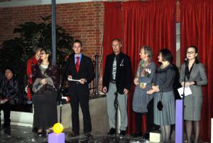 Eröffnung Ausstellung Zarizinow 2013