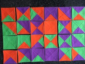 Kurs Nr. 2 MacMahon Mosaik