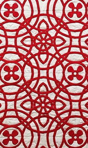 Traditionell und Modern: Rot-Weiß