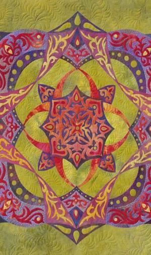 Grundlagen des Rhapsody-Quilts – Silke von Hoffmann