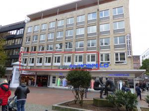 Unser Mitgliederzentrum liegt in der ersten Etage im Haus Kampstraße 34 in 44137 Dortmund