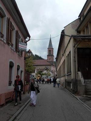 Stadtansicht Ste Marie-aux-Mines